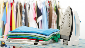 how to keep dry cleaned clothes at home